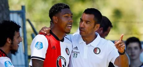 Feyenoord bestraft en beboet Boëtius