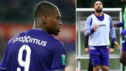 Dimata mag niet mee op stage met Anderlecht, Vanden Borre wel?