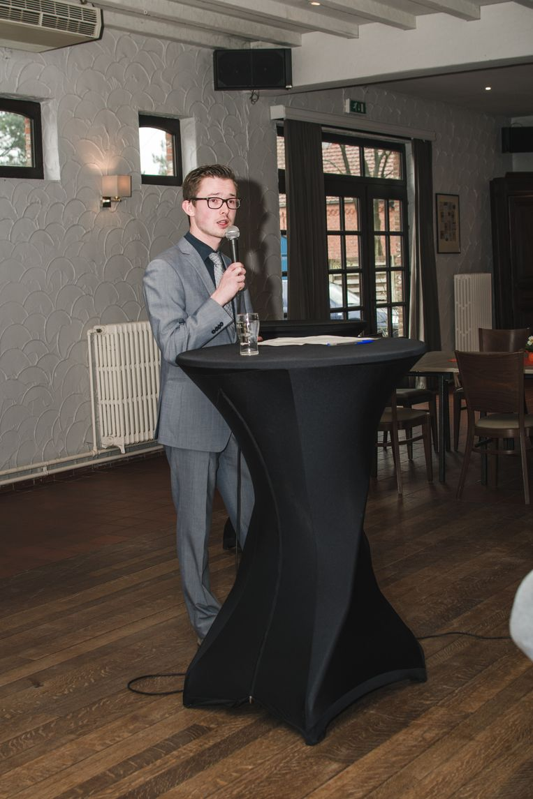 CD&V-voorzitter Carl Proost.
