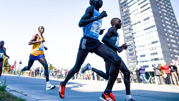 Jaarlijkse parcoursverkenning marathon Eindhoven op 24 september