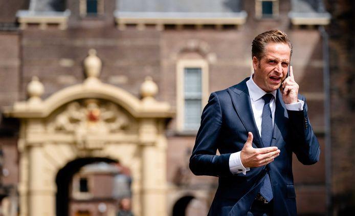 CDA-minister Hugo de Jonge.