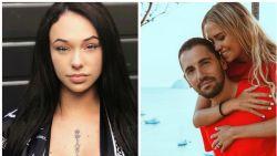 SHOWBITS. Zwanetta toont haar nieuwe borsten en Dimitri Vegas verliefd op Ibiza