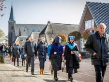 Grote zorgen over kerkdienst met 600 mensen in Staphorst: 'Je brengt anderen in gevaar'