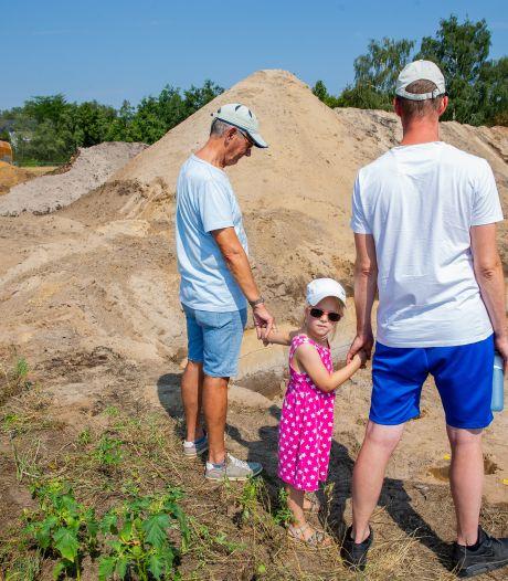 Opgraving: Bergharens nieuwste woonwijk treedt in oeroude voetsporen