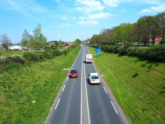 Een deel van de Rondweg Oldenzaal gaat op de schop