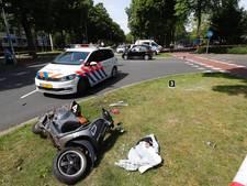 Scooterrijder zwaargewond bij aanrijding op Dr Cuyperslaan in Eindhoven