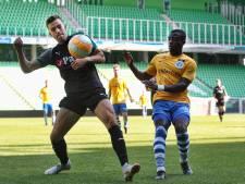 Eredivisie is ideale leerschool voor De Graafschap-verdediger Owusu