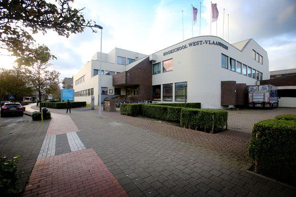 De Oostendse afdeling van Howest.