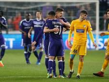Na Genk ook Anderlecht naar laatste acht