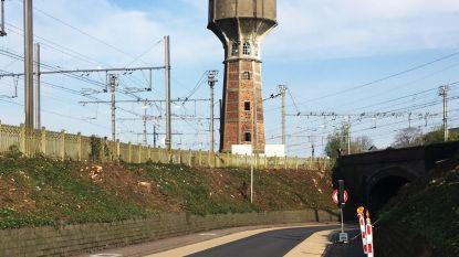 Buurt kijkt vreemd op van 'kale' spoorwegberm na grondige snoeiwerken in Guido Gezellestraat