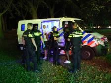 Politie lost waarschuwingsschot op Haagse kermis