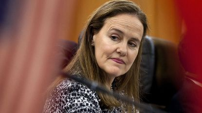 De vrouw die Obama het liefste wou als nieuwe minister van Defensie, wil zelf niet
