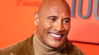 Dwayne 'The Rock' Johnson krijgt Generation Award van MTV
