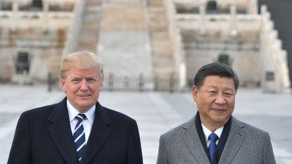 """Einde van perikelen tussen VS en China? Handelsgesprekken tussen Trump en Xi verliepen """"zeer goed"""""""