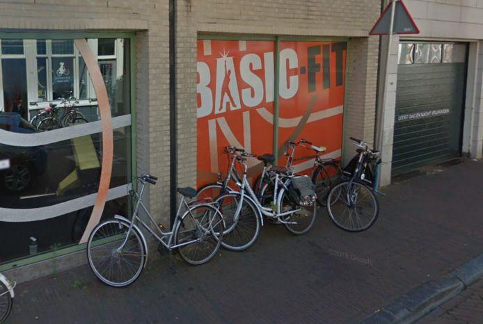 Basic fit in de Breestraat, Delft