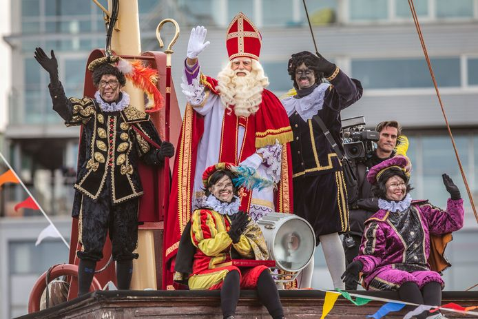 Coronatijd Of Niet Het Sinterklaasfeest Gaat Gewoon Door Den Haag Ad Nl