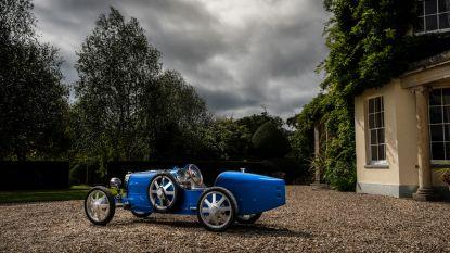Deze nieuwe Bugatti van 30.000 euro was in een wip uitverkocht