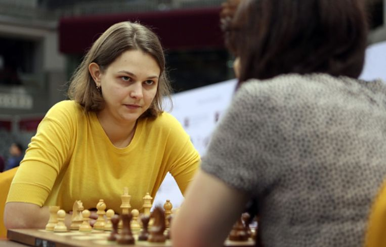 Anna Muzychuk.