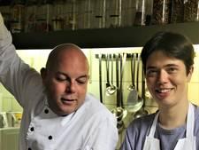 Zuster Emmanuël en broeder Rangel koken 'Wereldmaaltijd' in Megens klooster