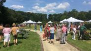 Eerste Rozenfestival in Colomapark meteen een voltreffer