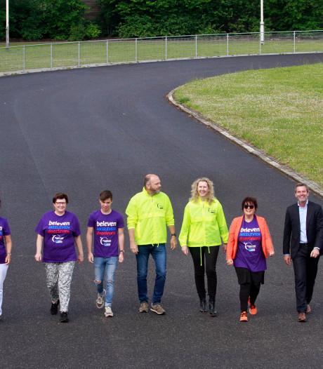 Samenloop voor Hoop: 24 uur wandelen voor het goede doel in Roosendaal