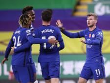 Chelsea confirme ses progrès et s'impose largement à Burnley