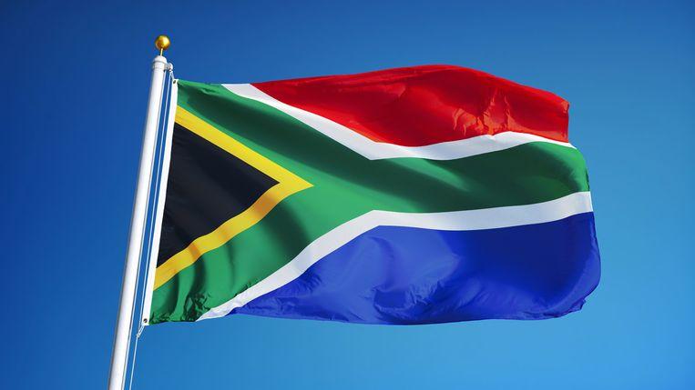 Sinds 1994 heeft Zuid-Afrika een nieuwe nationale vlag