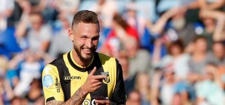 Vitesse oefent met Matavz tegen Heerenveen