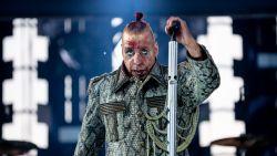 Rammstein volgend jaar in Oostende
