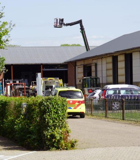 Man (67) valt drie meter naar beneden bij bedrijfsongeval in Silvolde