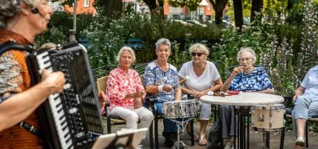 Muziekworkshop bij de Akert maakt de zomer 'n stuk minder stil