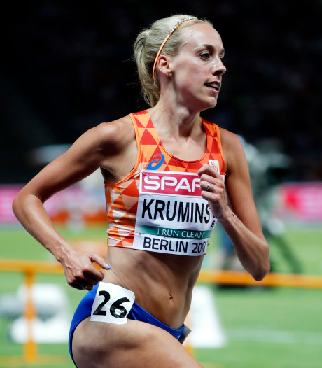 Krumins na EK-succes twaalfde in Diamond League