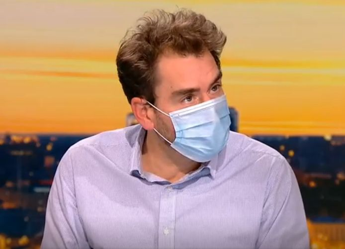 L'épidémiologiste Marius Gilbert