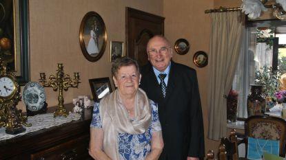 Briljanten feest voor Aimé en Georgette