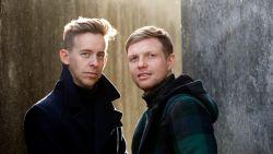 Boezemvrienden Jonas Van Geel en Jelle Cleymans hebben een eerste single uit, maar staan toch héél anders in het leven