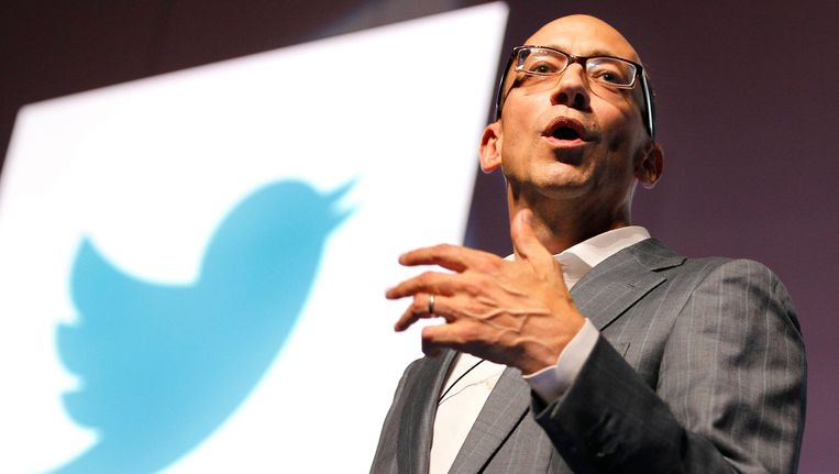 Twitter-CEO Dick Costolo.