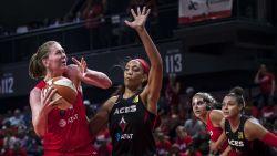 Ontketende Emma Meesseman heeft met Washington finale play-offs binnen handbereik
