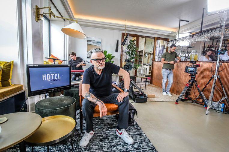 Hotel Marcel met Marcel Vanthilt te gast in Oostende