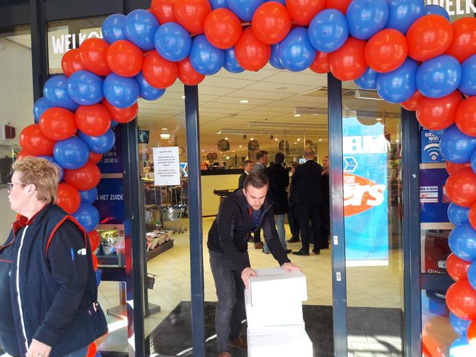 Jan Linders Sint Anthonis Krijgt Vergunning Verbouwde Supermarkt