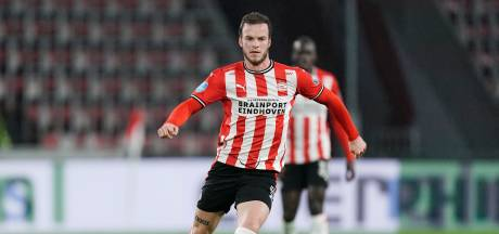 Jorrit Hendrix verlaat PSV en is op weg naar Spartak Moskou