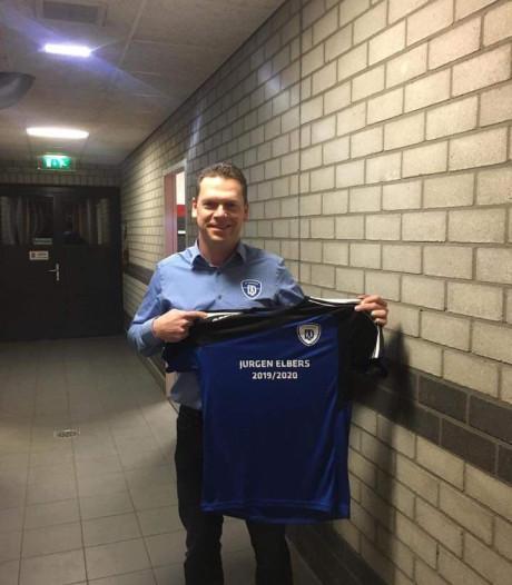 Coach Jurgen Elbers van SV Deurne neemt na dit seizoen sabbatical