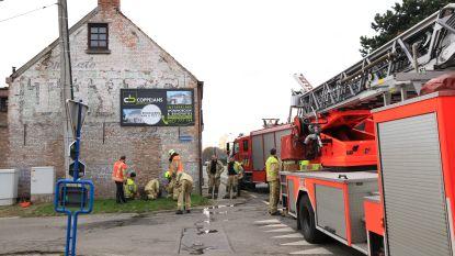 Brandweer voorkomt erger bij schouwbrand