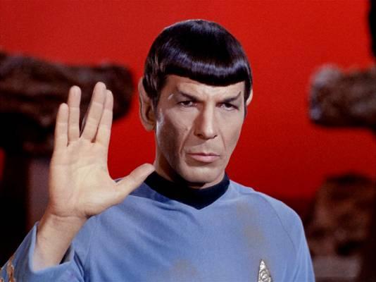 Star Trek Spock FOTO: Internet