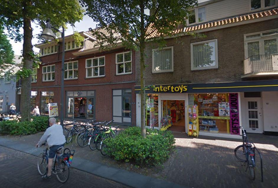 Blokker trekt aan de Dorpsstraat van Oisterwijk in het pand van Intertoys