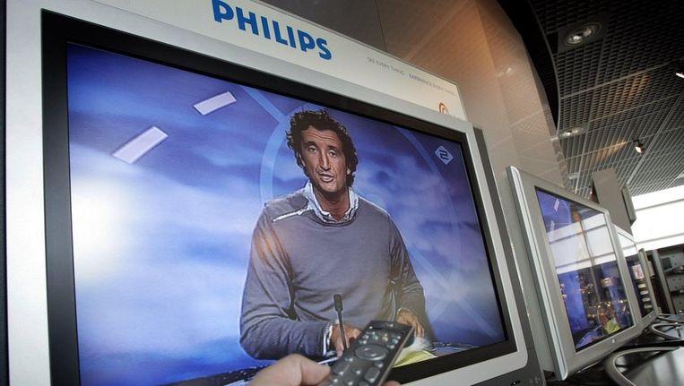 Een televisie van Philips Beeld anp