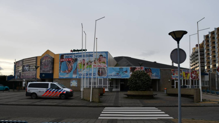 Man overleden in Aquadome Scheldorado in Terneuzen