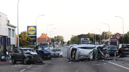 Ongeval Houthalen: bestuurder was niet onder invloed, mogelijk medische oorzaak