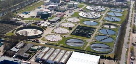 Geuroverlast mogelijk bij rioolwaterzuivering