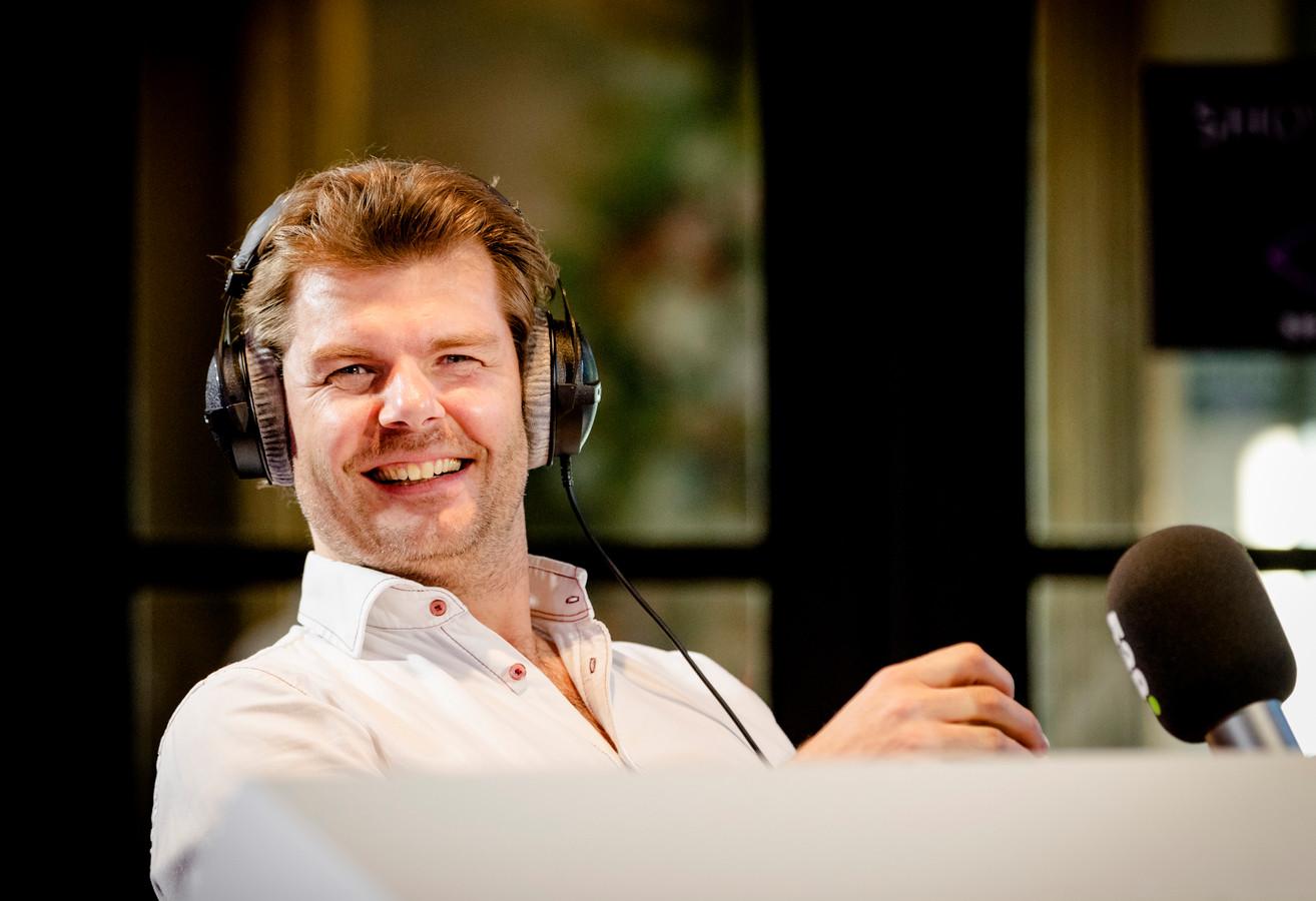 Sander Lantinga keert voor het Koningsnacht Spektakel terug in Zwolle, de stad waar de dj uit Biddinghuizen studeerde van 1996 tot en met 2001.