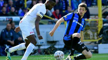 """De Bleeckere komt terug op cruciale betwiste strafschop in Genk-Brugge: """"Ik voel me niet schuldig, die fase was parate kennis"""""""